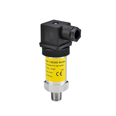 compressor pressure sensor analog output