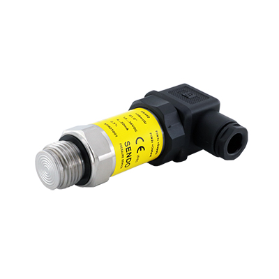Flush pressure sensors 3.3 Volt supply