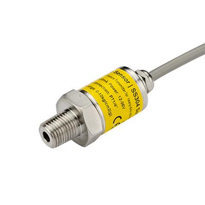 0-10 Volt pressure transducers