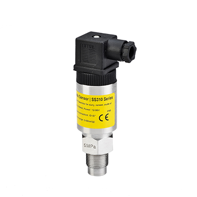 heavy duty flush diaphragm pressure sensor