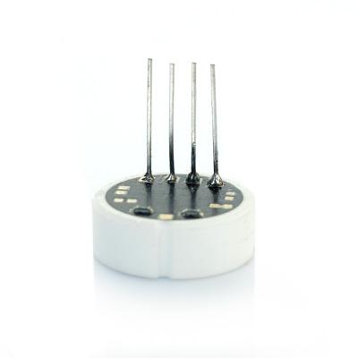 Piezoresistive ceramic pressure sensors