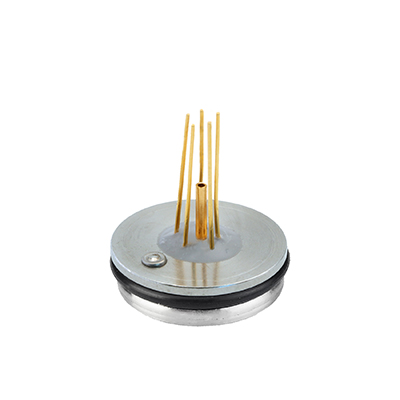 Media isolated pressure transducers