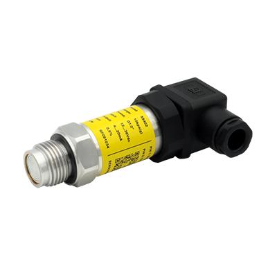 Flush diaphragm pressure sensors
