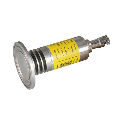 Sanitary pressure sensors
