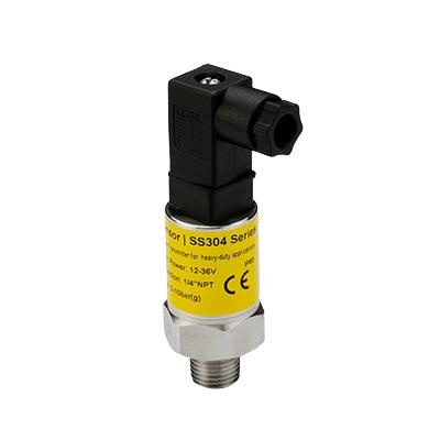 Hydraulic pressure sensors