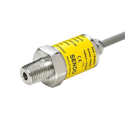 Piezoresistive pressure transmitters