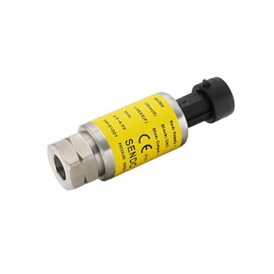 HVAC pressure sensors